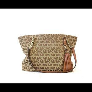 Michael Kors monogram purse